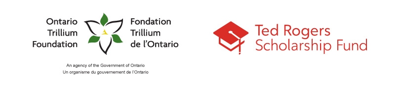 Ontario Trillium Foundation, Ted Rogers Scholarship Fund