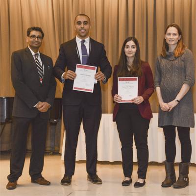 Hatch competition recipients 2018