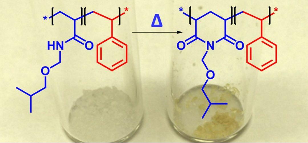 Illustration d'une formule chimique