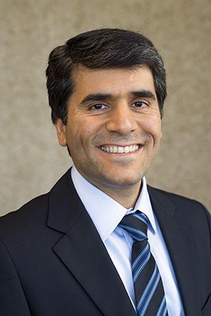 Majid Mohammadian souriant