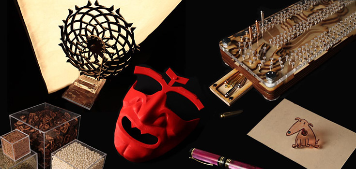 Des items offerts à MakerBoutique