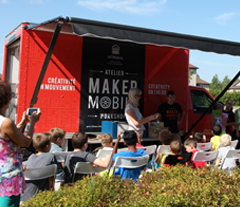 Makermobile truck