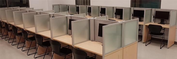 lab study areas